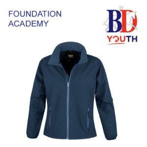 British Dressage Foundation Academy Athlete Ladies Soft shell