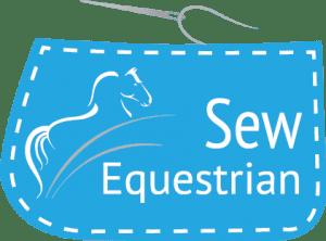 Cwm Derwen Riding Club Rhinegold GP club saddle cloth